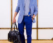 Модная ширина мужских брюк зимой 2018