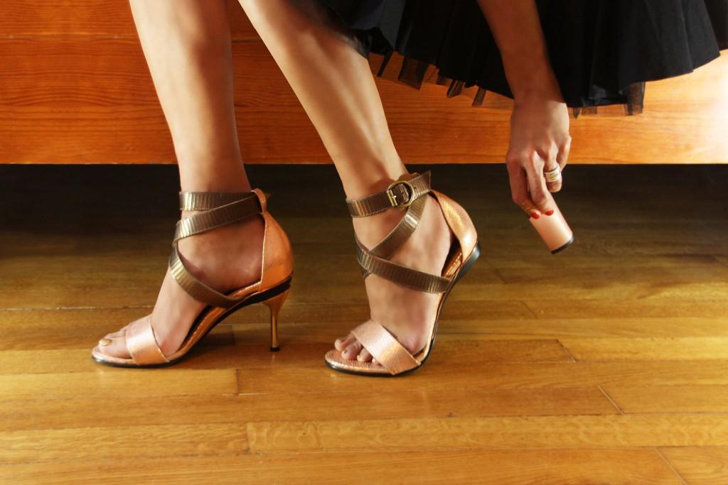 Самая удобная обувь на каблуке
