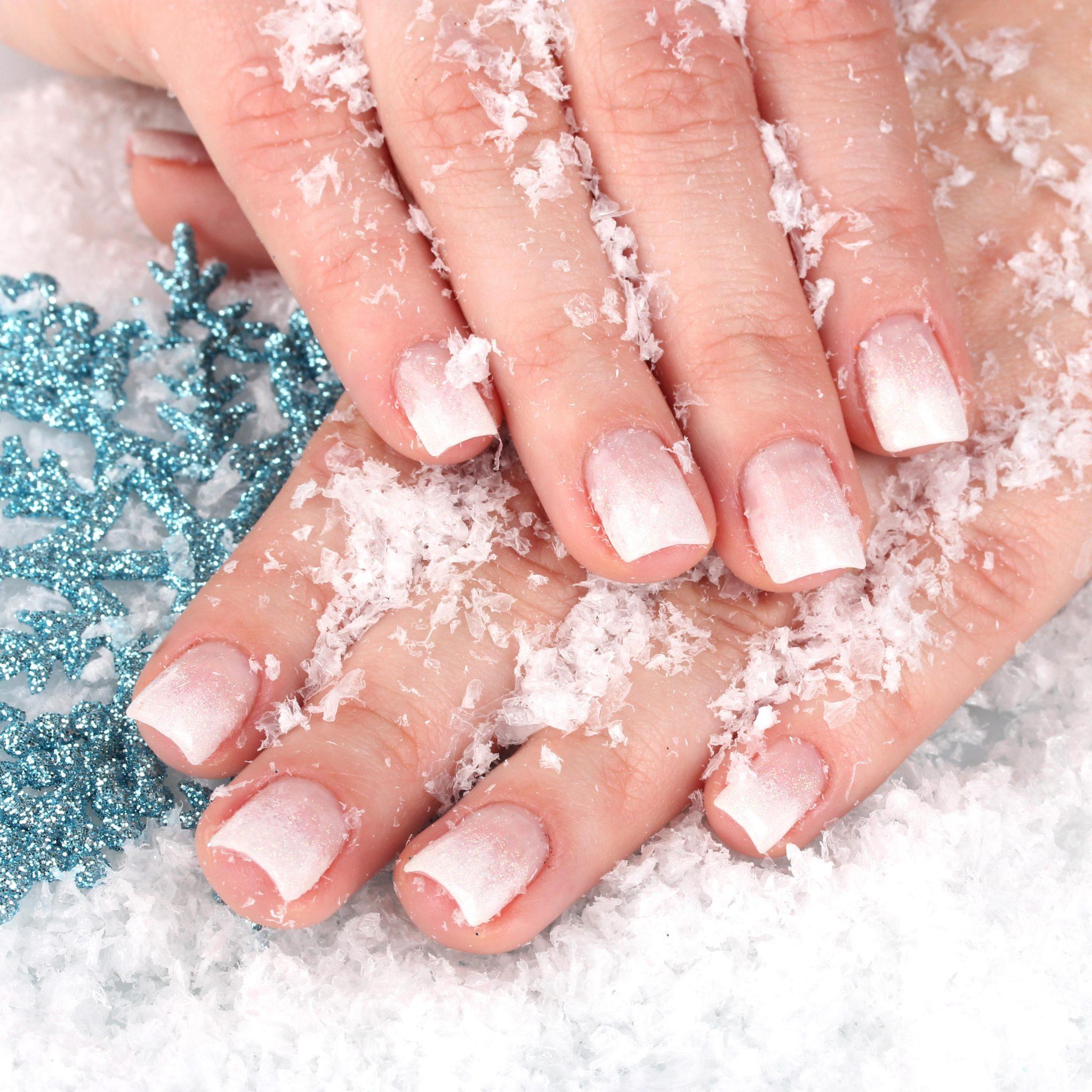 Уход за кожей рук в зимний период