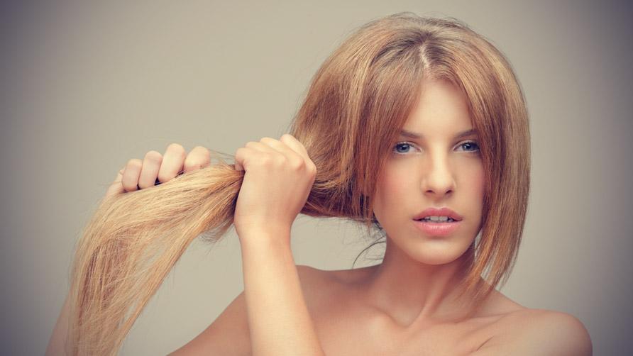 Что делать если волосы выглядят тусклыми