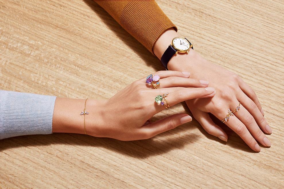 Модные часы 2018 женские фото